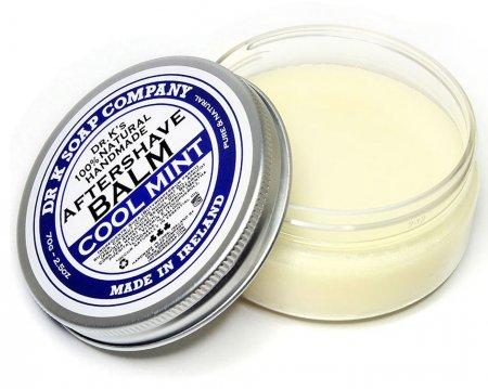 Dr K Soap Company, balsam po goleniu Cool Mint, 60ml