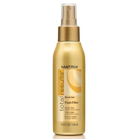 Spray capelli biondi
