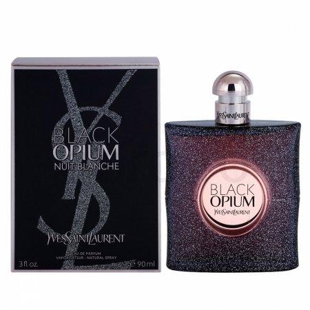 Yves Saint Laurent Black Opium Nuit Blanche, woda perfumowana, 90ml (W)