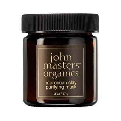 John Masters Organics, maseczka głęboko oczyszczająca, 57g