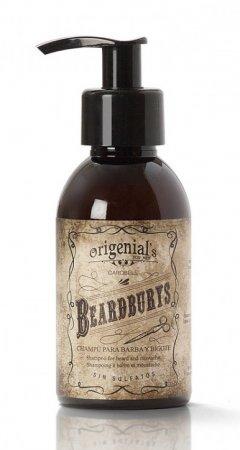 Beardburys, szampon do brody, 150ml