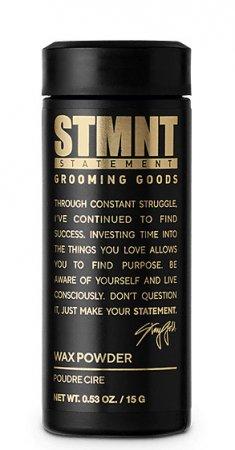 STMNT, półmatowy wosk w pudrze, 15g