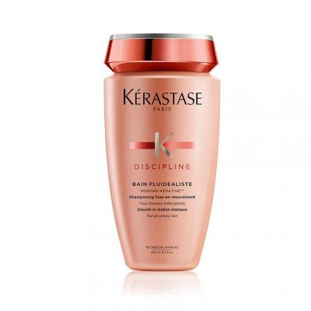 Kerastase Discipline Fluidealiste, wygładzająca kąpiel, włosy grube i normalne, 250ml
