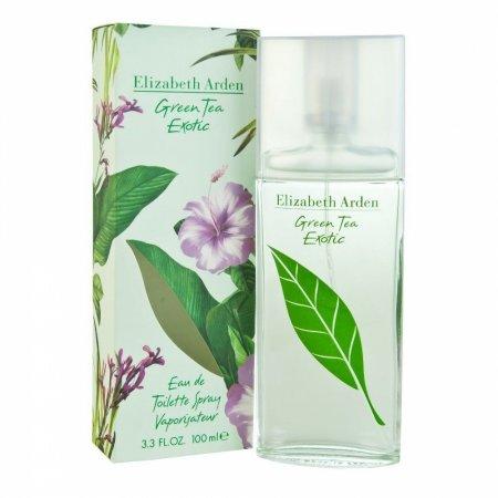 Elizabeth Arden Green Tea Exotic, woda toaletowa, 100ml (W)