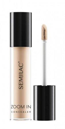 Semilac Makeup Zoom In, mocno kryjący korektor pod oczy, 03 Medium