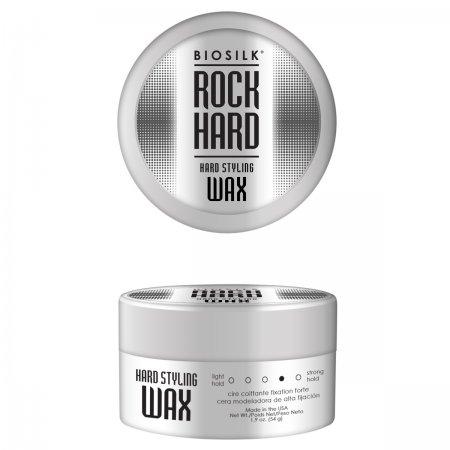 Biosilk Rock Hard, wosk do stylizacji, 54g
