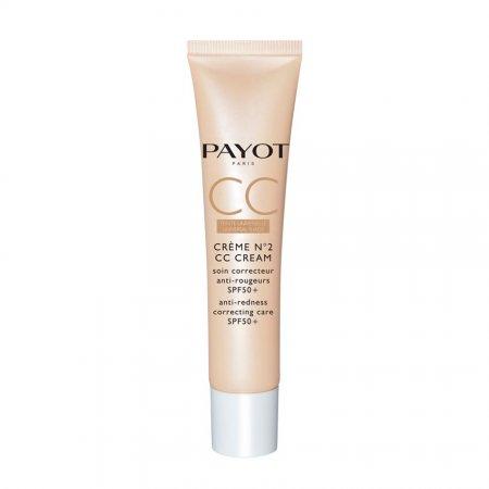 Payot CC Expert, krem CC korygująco ochronny SPF 50+, 40ml