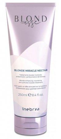 Inebrya Blondesse, micelarny nektar do blond włosów, 250ml
