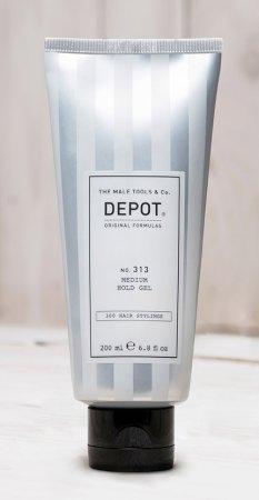 Depot No. 313, żel o średnim utrwaleniu, 200ml