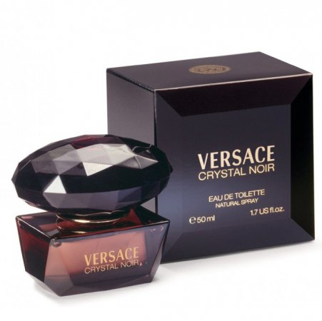 Versace Crystal Noir, woda toaletowa, 90ml, Tester (W)