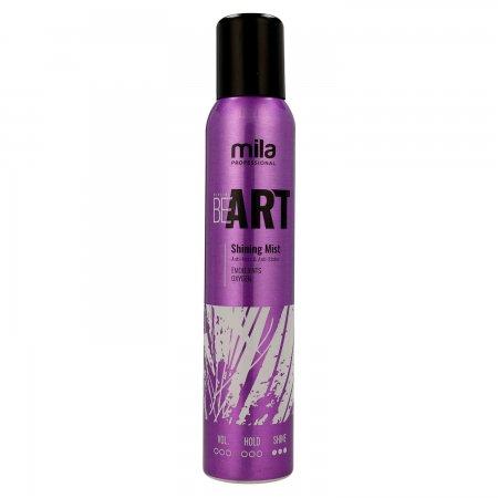 Mila Professional Be Art Shininig Mist, spray nabłyszczający, 200ml