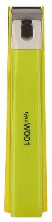 KAI Beauty Care, zielony obcinacz do paznokci typ W001, rozm. S, ref. KE-0110