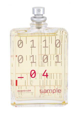 Escentric Molecules Escentric 04, woda toaletowa, 100ml, Tester (U)