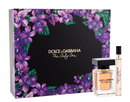 Dolce&Gabbana The Only One, zestaw: Edp 50 ml + Edp 10 ml (W)