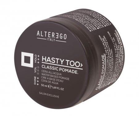 Alter Ego Hasty Too Classic Pomade, pomada na bazie wody, 50ml