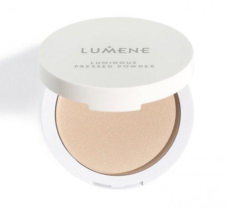 Lumene Luminous, rozświetlający puder do twarzy, 8.5g