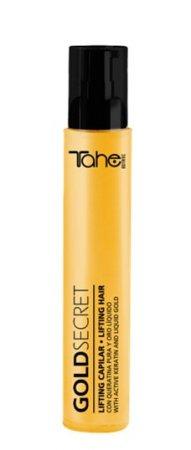 Tahe Botanic Gold Finishing, krem regenerujący z aktywną keratyną i płynnym złotem, 50ml