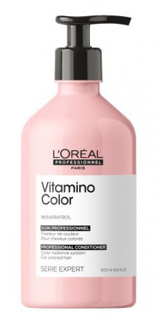 Loreal Vitamino Color, odżywka chroniąca kolor, 500ml