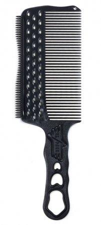 Y.S. Park, grzebień do strzyżenia męskich włosów, model s282LT, czarny
