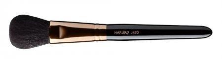 Hakuro J470, pędzel do bronzera, czarny