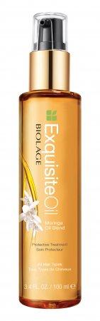 Biolage Exquisite Oil, olejek Moringa do wszystkich rodzajów włosów, 100ml