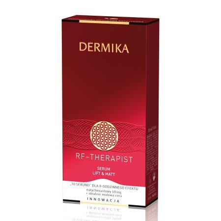 Dermika RF-Therapist, matowe serum lift&matt, 30ml