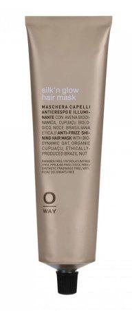 OWay Silk'n Glow, maska do włosów grubych i puszystych, 150 ml