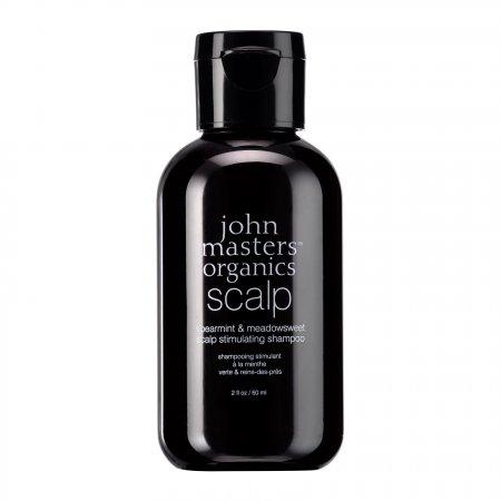 John Masters Organics, szampon do włosów wypadających i osłabionych, 60ml