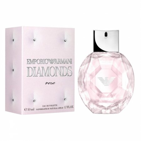 Giorgio Armani Emporio Diamonds Rose, woda toaletowa, 50ml (W)