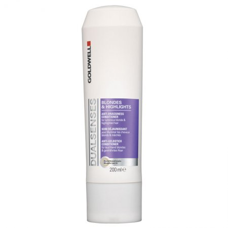 Goldwell Dualsenses Blondes&Highlights, odżywka do włosów blond i z pasemkami, 200ml