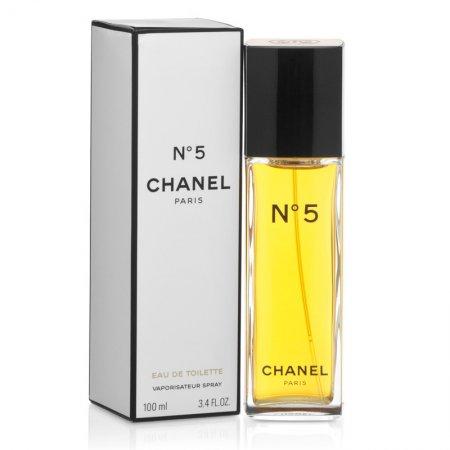 Chanel No. 5, woda toaletowa, 100ml (W)