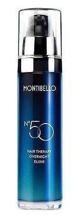 Montibello Elixir No.50, silnie regenerujące serum na noc, 50ml