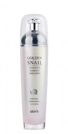 Skin79 Golden Snail, intensywnie wybielająca emulsja, 130ml
