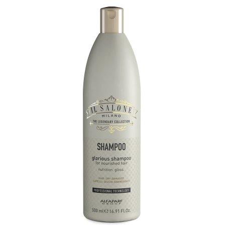 Alfaparf IL Salone Glorious, szampon do włosów suchych i zniszczonych, 500 ml