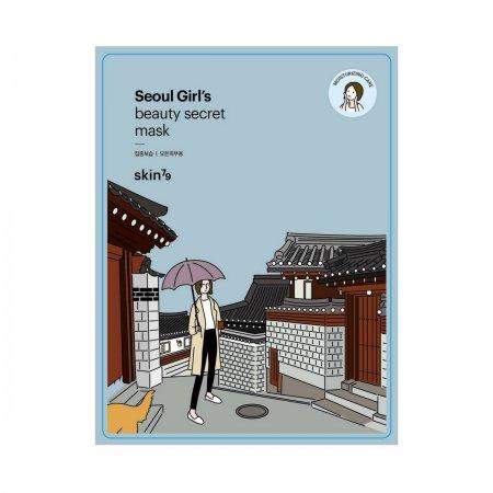 Skin79 Seoul Beauty, nawilżająca maska w płachcie