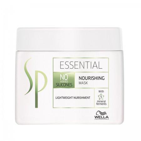 Wella SP Essential, maska do każdego rodzaju włosów, 400ml