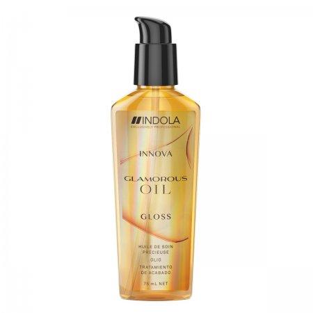 Indola Glamorous Oil, olejek, kuracja dodająca blasku, 75ml