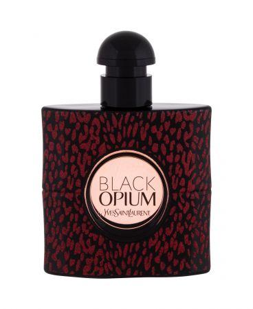 Yves Saint Laurent Black Opium Baby Cat Collector, woda perfumowana, 50ml (W)
