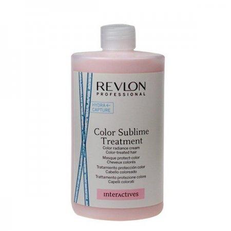 Revlon Interactives Color Sublime, maska chroniąca kolor włosów farbowanych, 750ml
