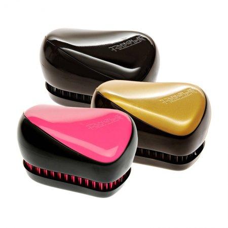 Tangle Teezer Compact Styler, kompaktowa szczotka do włosów, etui