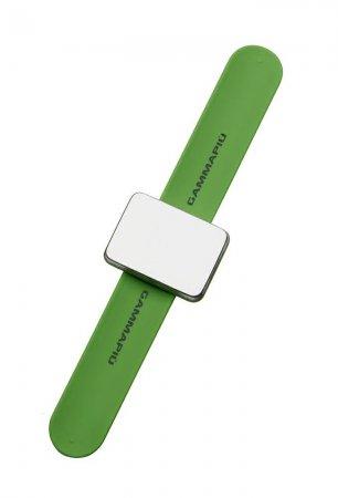 Gamma Piu, magnetyczna bransoletka na wsuwki Magic Bangle, zielona