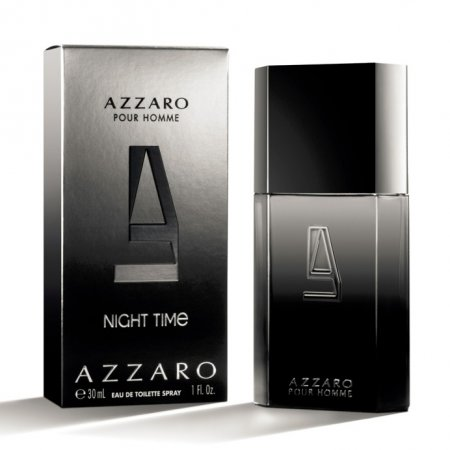 Azzaro Pour Homme Night Time, woda toaletowa, 30ml (M)