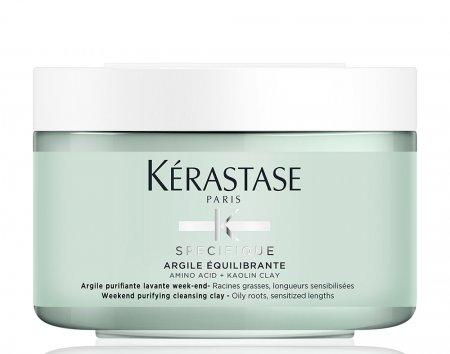 Kerastase Specifique, oczyszczająca glinka do włosów przetłuszczających się, 250ml