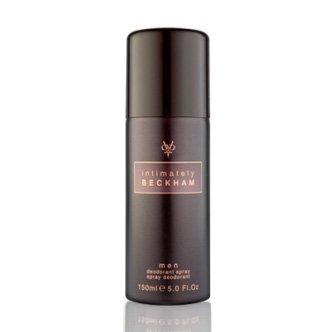 David Beckham Intimately, dezodorant męski, spray, 150ml (M)