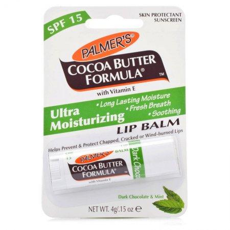 Palmers CBF, sztyft do ust czekolada-mięta, SPF 15, 4g
