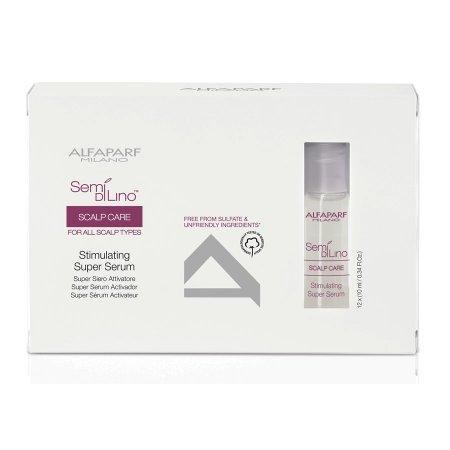 Alfaparf Scalp Care, super serum stymulujące, przeciw wypadaniu, 12x10ml