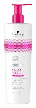 Schwarzkopf BC Color Freeze, micelarna odżywka myjąca, 500ml