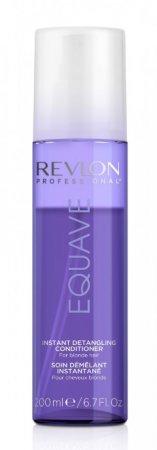Revlon Equave, Blonde, dwufazowa odżywka z keratyną, 200ml