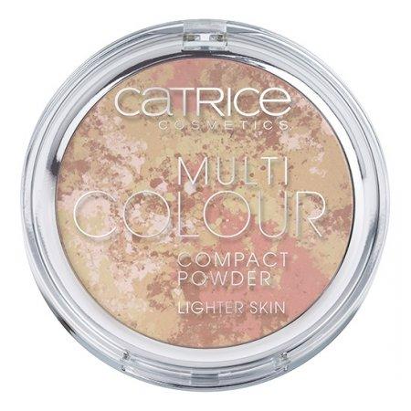 Catrice Multi Colour, puder w kompakcie, 8g