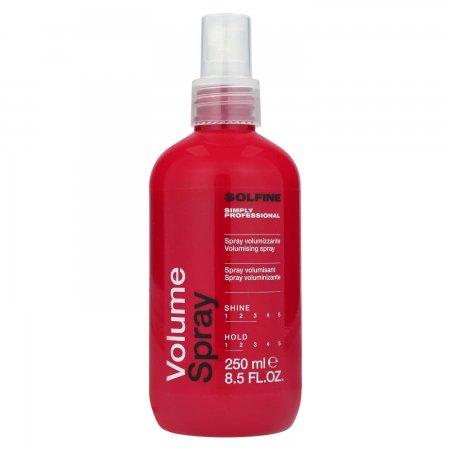 Solfine Style Volume spray, spray nadający objętość, 250ml